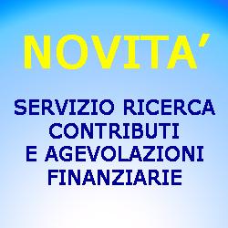 SERVIZO.RICERCA.AGEVOLAZIONIFINANZIARIE 1