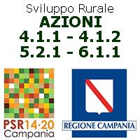 Campania.PSR Azioni 4.1.1 4.1.2  5.2.1 6.1.1
