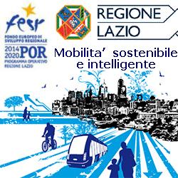lazio  mobilità.sostenibile.por.fesr