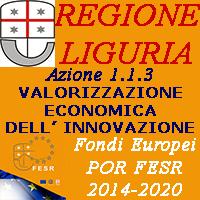 LIGURIA.POR FESR.2014 2020.Azione  1.1.3