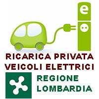 LOMBARDIA.RICARICA VEICOLI ELETTRICI