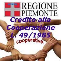 Piemonte.Credito.Cooperazione.L.49  1985