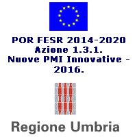 UMBRIA.Por  Fesr.Azione.1.3.1.Nuove.PMI.nnovative 2016
