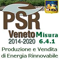 VENETO.PSR.MISURA.641.Energia.rinnovabile