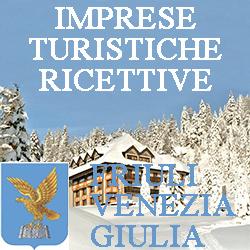 FRIULI VENEZIA GIULIA IMPRESE TURISTICHE  RICETTIVE