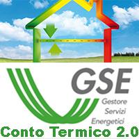 GSE.Conto Termico 2.0