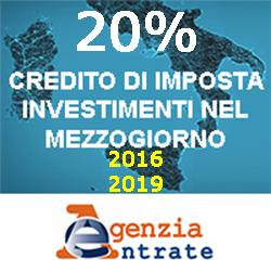 credito.di.imposta.20.2016.2019