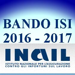 INAIL.BANDO.ISI.2016 2017