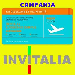INVITALIA E VOUCHER CAMPUS CAMPANIA