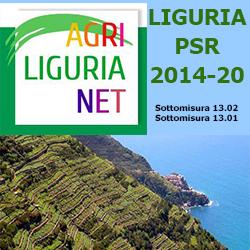 LIGURIA PSR AGRICOLTURA BANDO 2018 MISURE  13.01 E 13.02