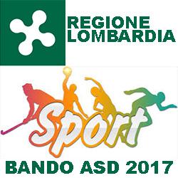 LOMBARDIA BANDO ASD 2017