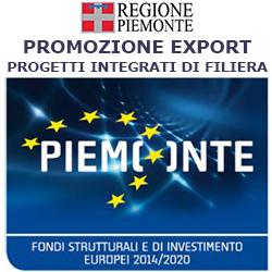 PIEMONTE PROMOZIONE EXPORT PROGETTI  INTEGRATI DI FILIERA