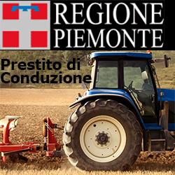 Piemonte prestito di conduzione in agricoltura