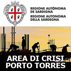 SARDEGNA AREA DI CRISI INDUSTRIALE DI PORTO  TORRES