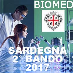 SARDEGNA BIOMED SECONDO BANDO 2017