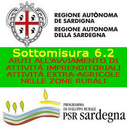 SARDEGNA PSR sottomisura 6.2
