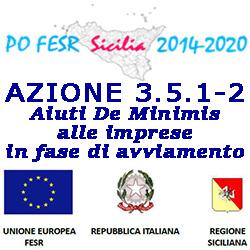SICILIA AZIONE 3.5.1 2 DEL PO FESR 2014 2020