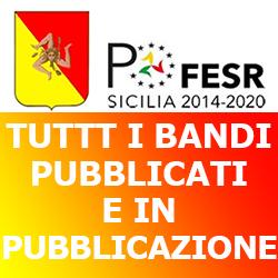 SICILIA BANDI PO FESR 2018