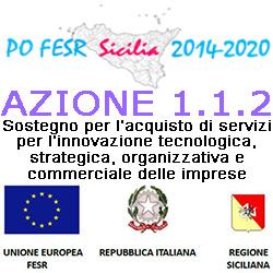 SICILIA PO FESR AZIONE 1.1.2