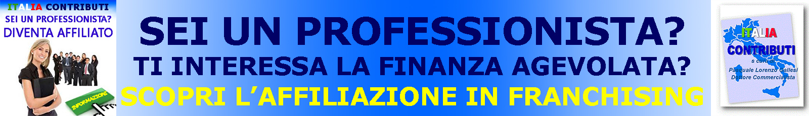 AFFILIAZIONE IN FRANCHISING