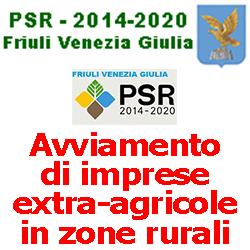 friuli venezia giulia  attività axtra agricole in zone rurali