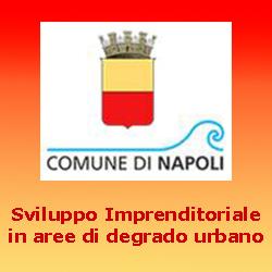 CAMPANIA NAPOLI  Sviluppo Imprenditoriale in aree di degrado urbano