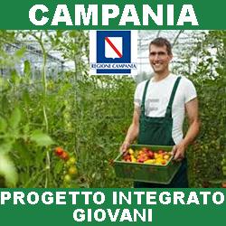 CAMPANIA PROGETTO INTEGRATO GIOVANI