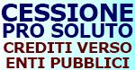 CESSIONE PRO SOLUTO 150