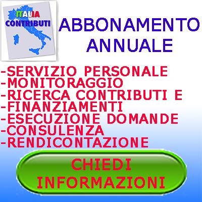 ITALIA CONTRIBUTI ABBONAMENTO  DI.COSA.SI.TRATTA 400