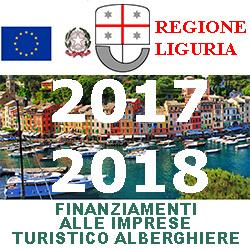 LIGURIA FINANZIAMENTI  ALLE IMPRESE TURISTICO ALBERGHIERE 2017 2018