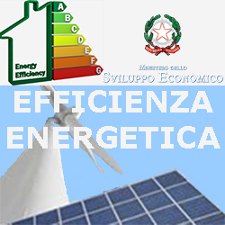 MISE EFFICIENZA ENERGETICA