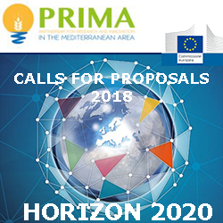 PRIMA CALL FOR PROPOSAL 2018