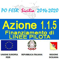 SICILIA PO FESR AZIONE 1.1.5