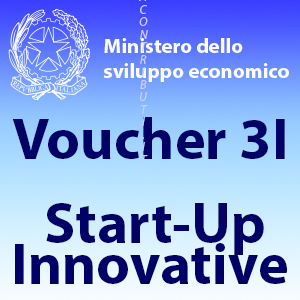 VOUCHER 3I START UP INNOVATIVE