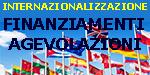INTERNAZIONALIZZAZIONE FINANZIAMENTI E AGEVOLAZIONI 150