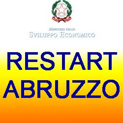 INVITALIA aree di crisi RESTART ABRUZZO