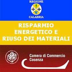 CALABRIA COSENZA RISPARMIO ENERGETICO