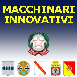 MACCHINARI INNOVATIVI SUD 2019