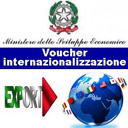 mise Voucher internazionalizzazione